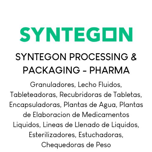 Syntegon Processing & Packaging (Pharma) ES