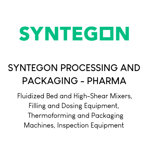 Syntegon Processing and Packaging (Pharma)