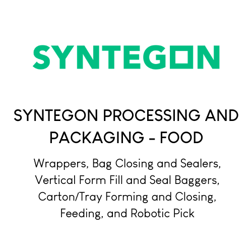 Syntegon Processing and Packaging (Food)