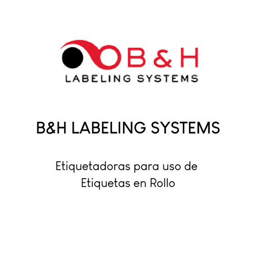 B&H Labeling Systems ES