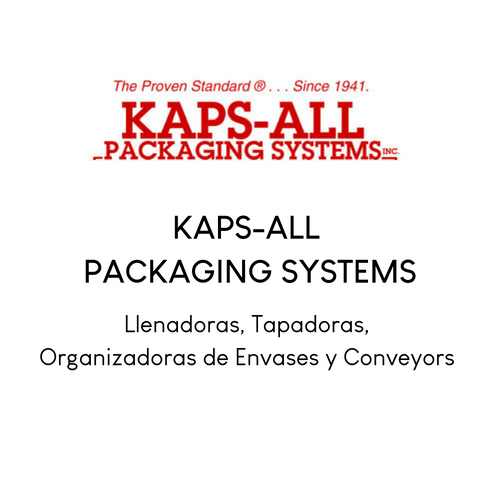 Kaps-All Packaging Systems- ES