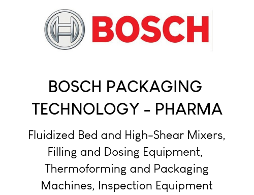 Bosch Packaging (Pharma)