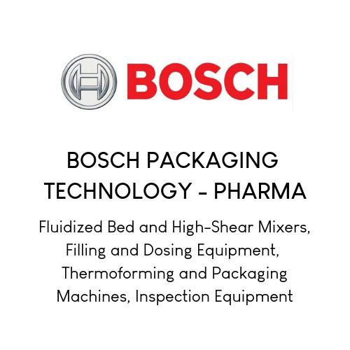 Bosch Packaging (Pharma)