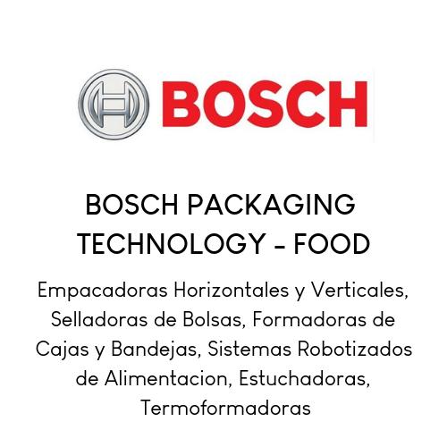 Bosch Packaging (Food) ES