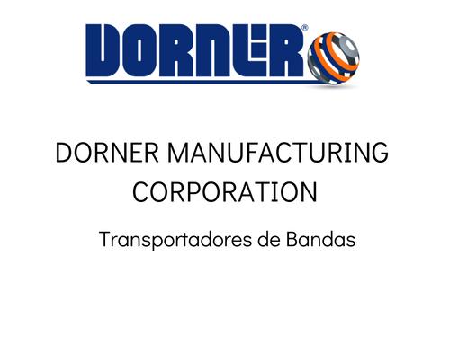 Dorner Manufacturing Corporation ES